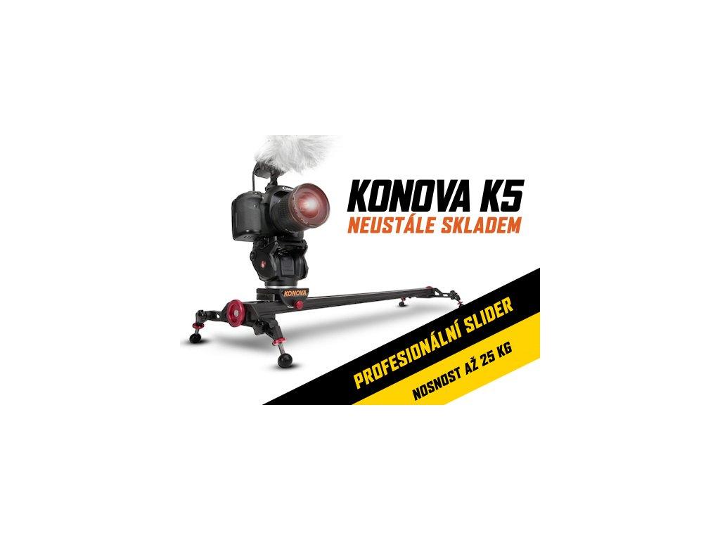 K5 slider