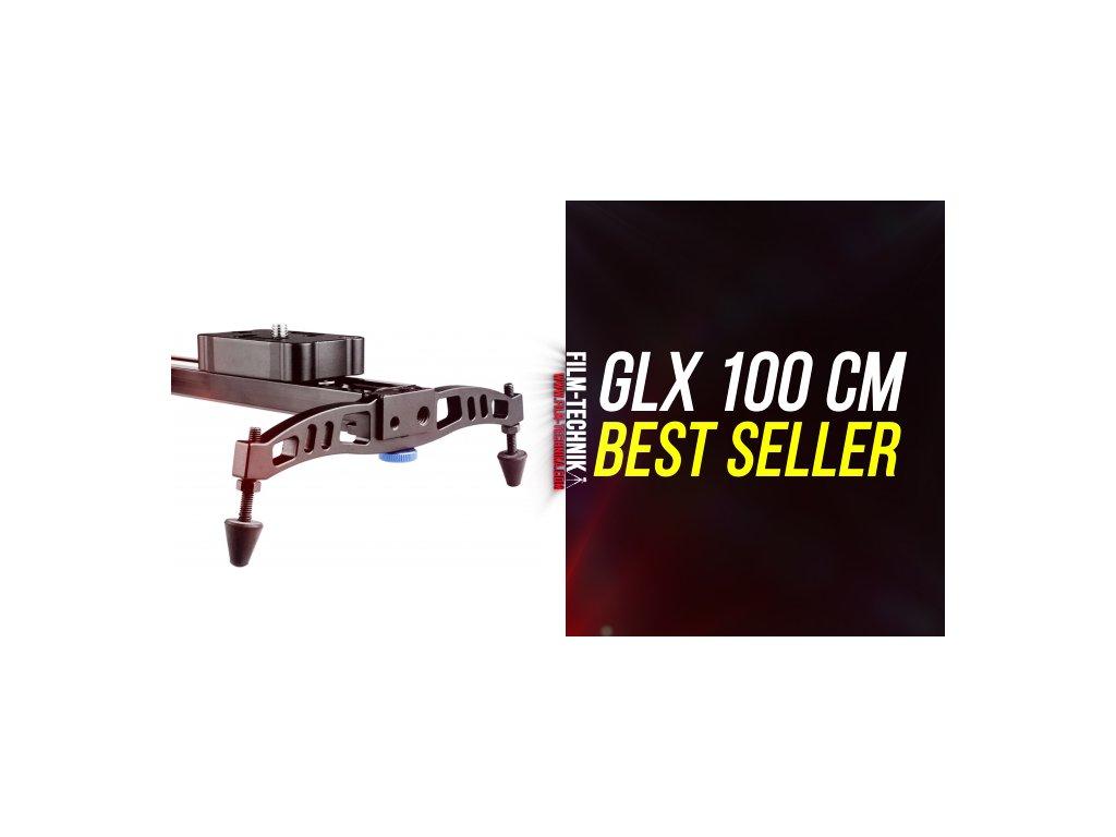 Kamerový Slider FT-GLX 100 cm
