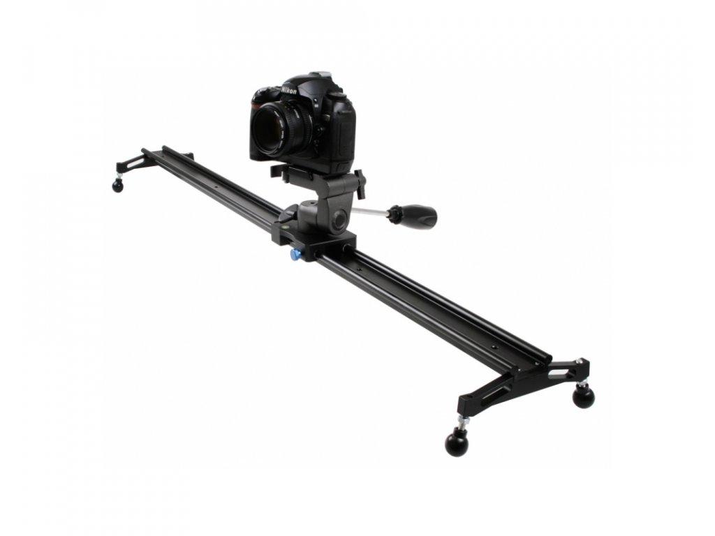 Kamerový DSLR Slider FT-GL 100 cm