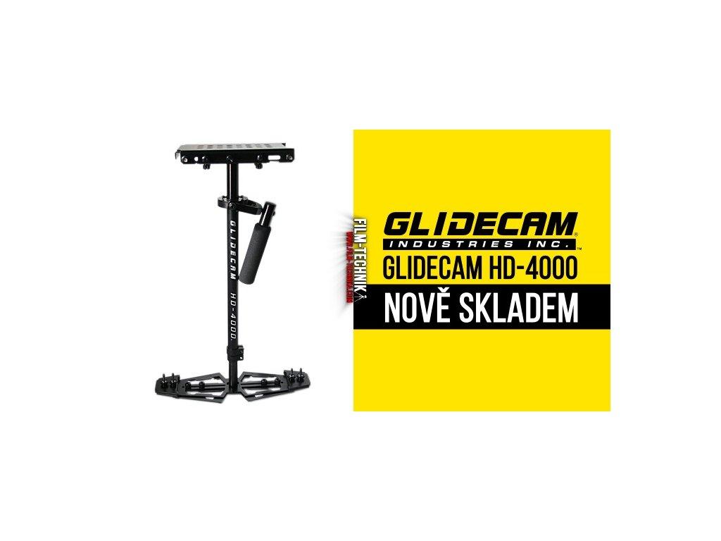 Kamerový stabilizátor, steadicam Glidecam HD-4000