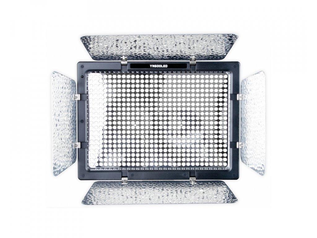 Kamerové LED světlo panel Yongnuo YN600 II (5500K)