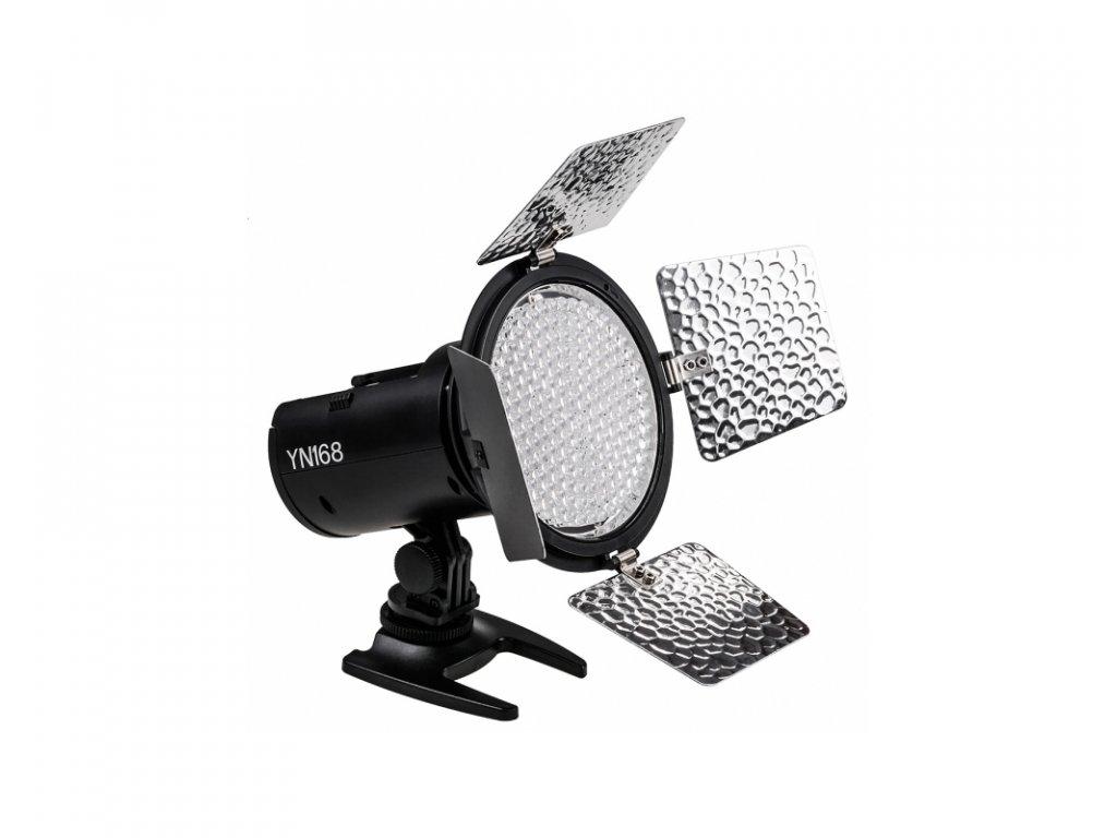 Yongnuo YN168 kamerové LED světlo (5500K)