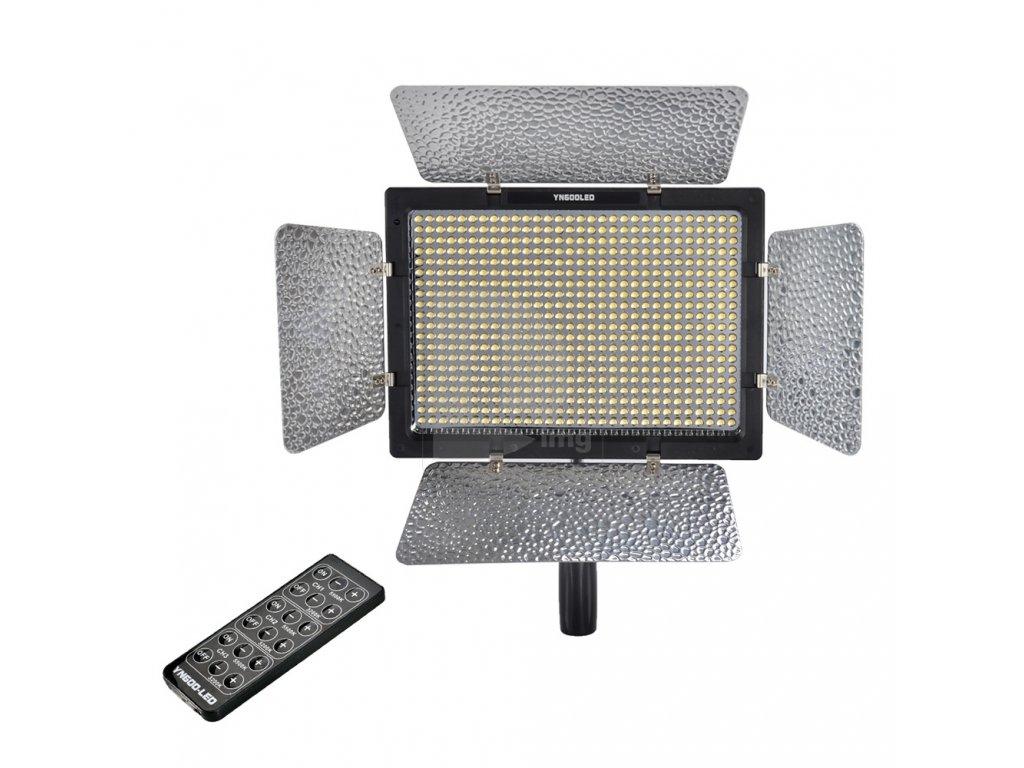 Video LED světlo Yongnuo YN-600II (3200-5500K)