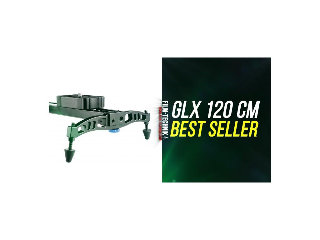 Kamerový Slider FT-GLX 120 cm