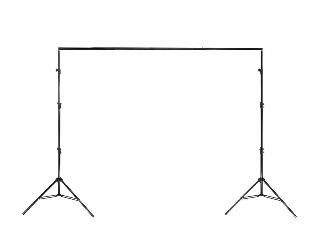 Konstrukce pro upevnění fotopozadí (3x2m)