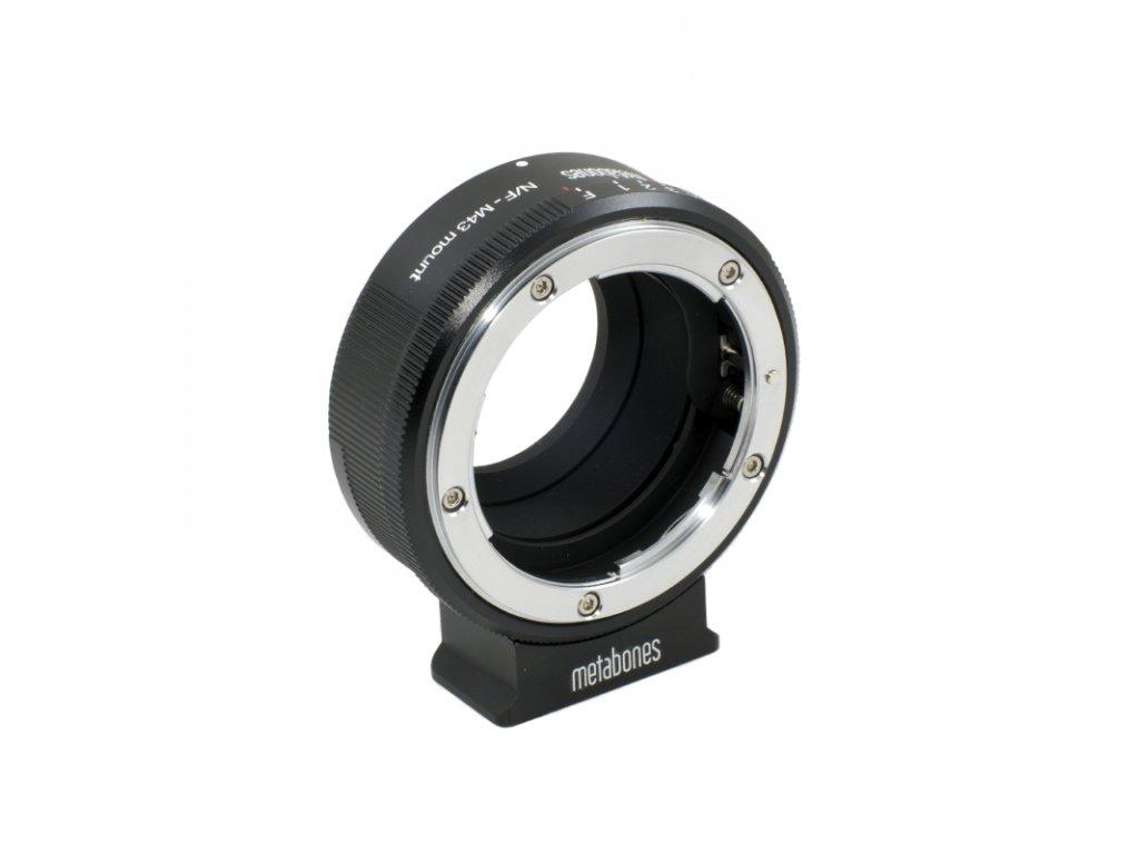 Metabones adaptér z Nikon G na m4/3
