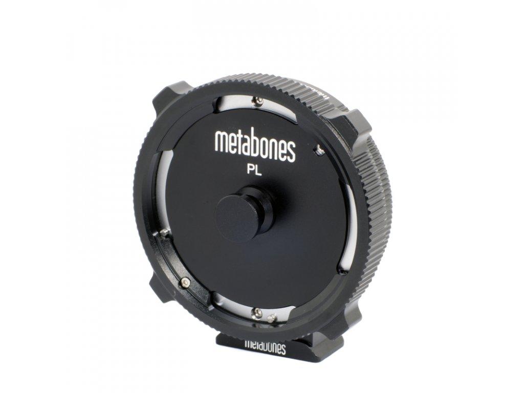 Metabones adaptér z PL na m4/3 (nasazení filmových objektivů na BMPCC 4K / GH5)