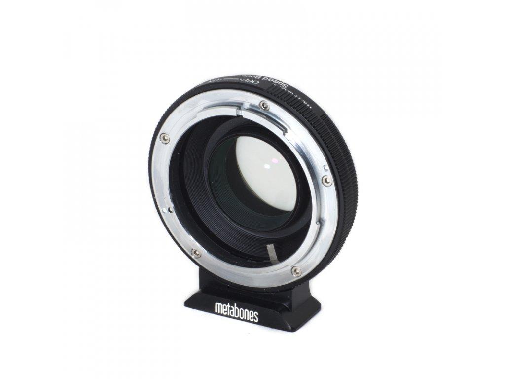 Metabones Speed Booster adaptér pro Canon FD na m4/3 kamery