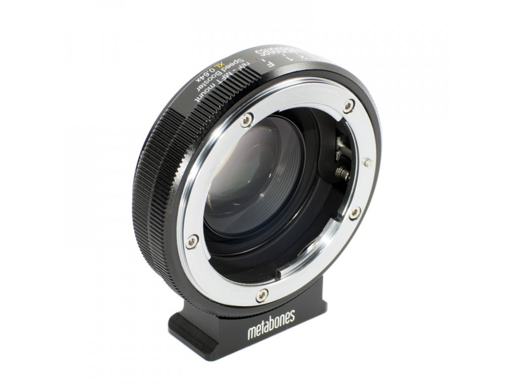 Metabones Speed Booster XL 0,64x adaptér z Nikon G na m4/3