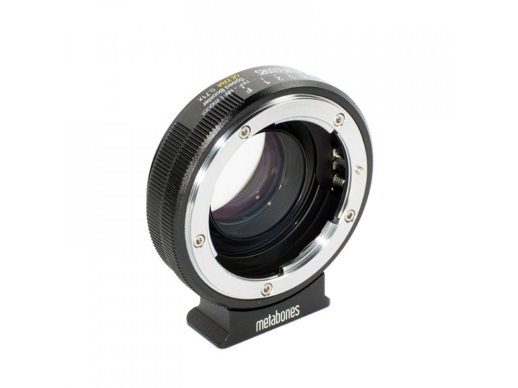 Metabones Speed Booster ULTRA 0,71x adaptér pro Nikon G na m4/3 kamery