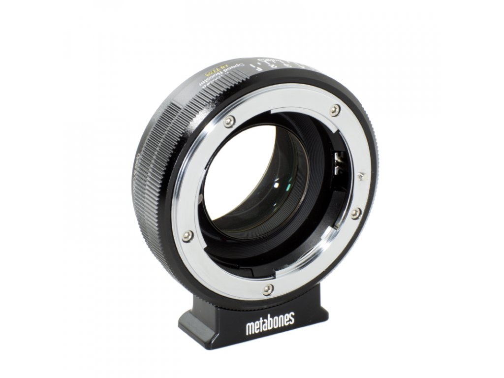 Metabones Speed Booster ULTRA adaptér pro Nikon G na Sony E-Mount