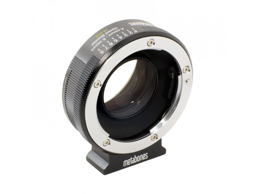 Metabones Speed Booster ULTRA 0,71x adaptér z Sony A na Sony E