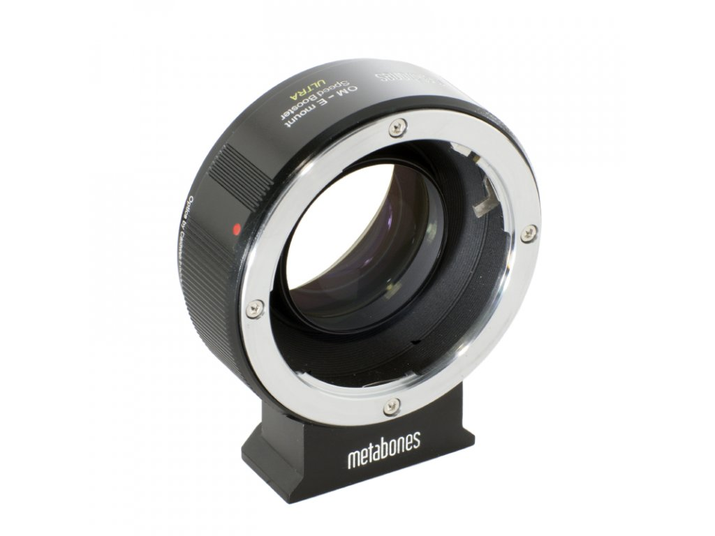 Metabones Speed Booster ULTRA 0,71x adaptér z Olympus OM na Sony E