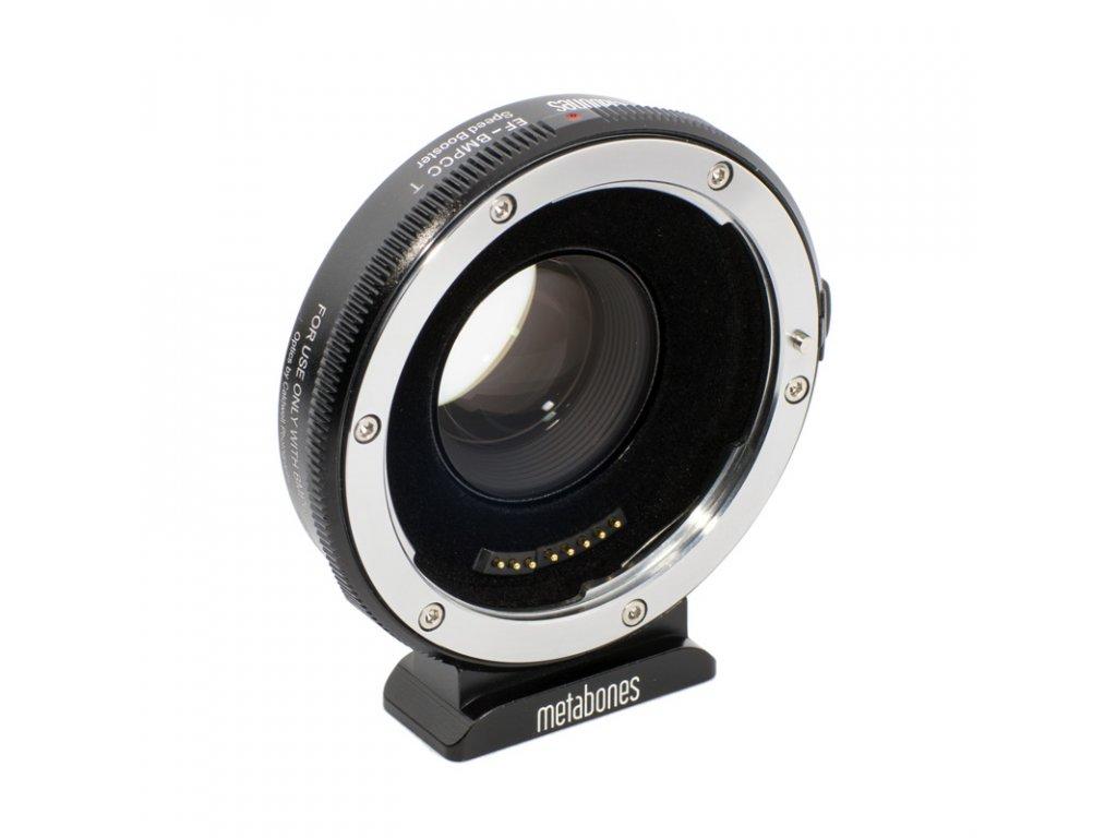 Metabones T Speed Booster adaptér pro Canon EF na BMPCC