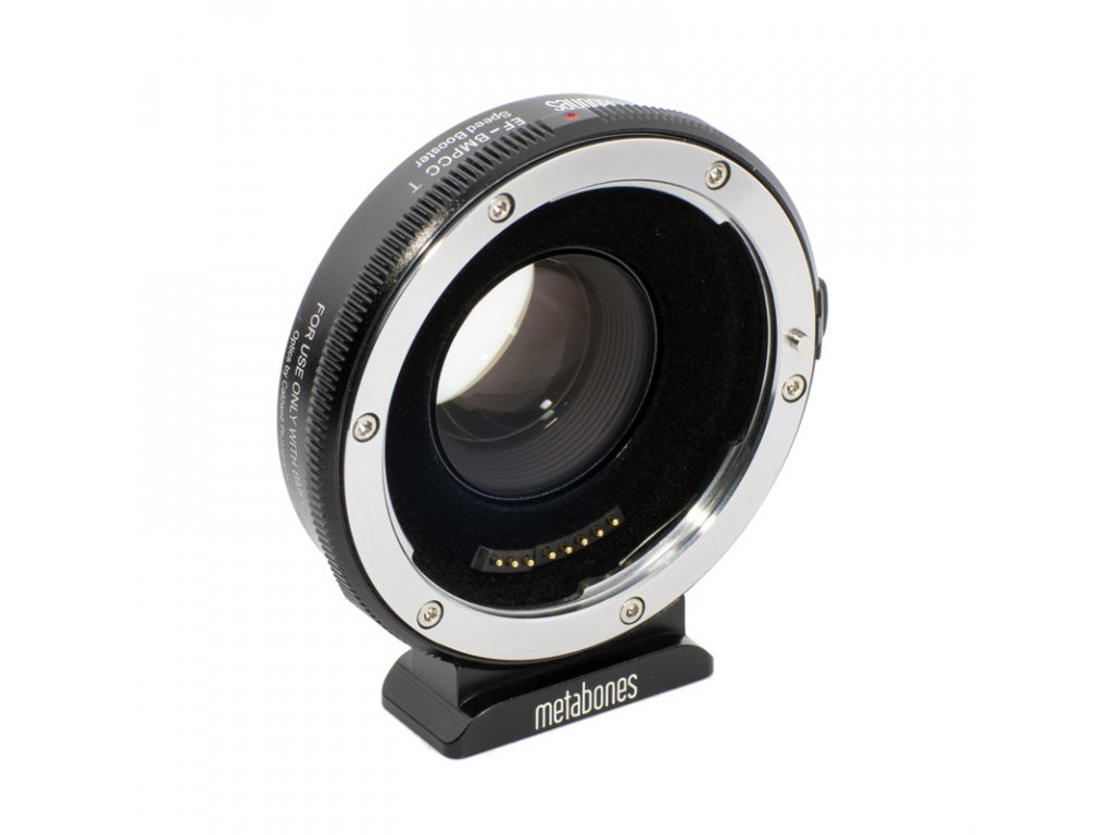Metabones T Speed Booster 0,58x adaptér z Canon EF na BMPCC