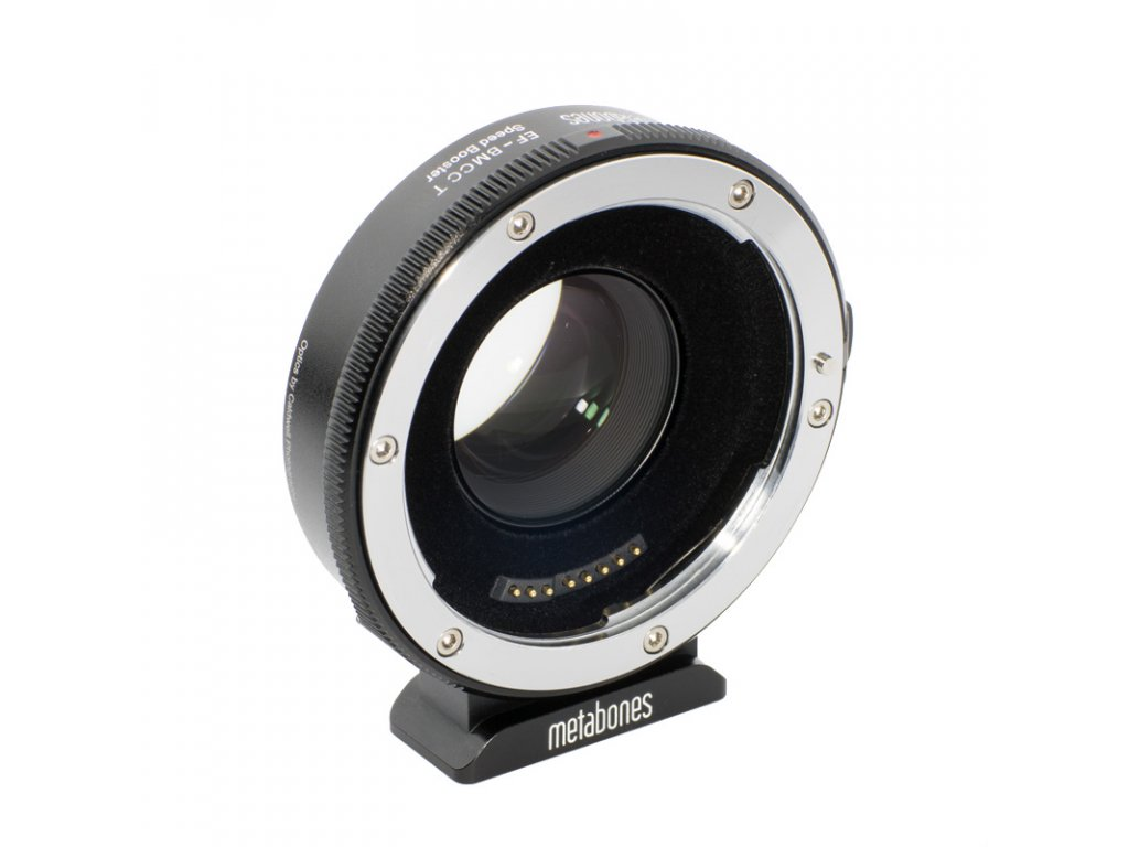 Metabones T Speed Booster adaptér pro Canon EF na BMCC
