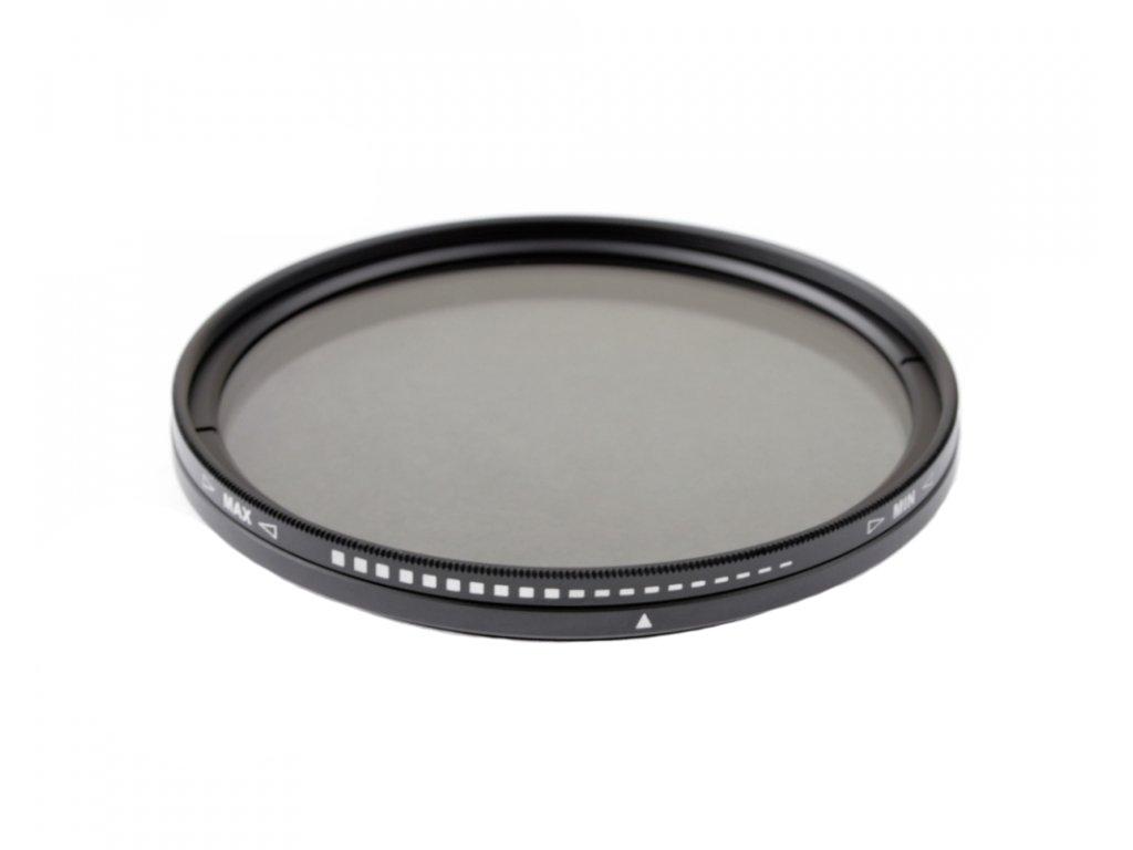 Commlite variabilní ND filtr (62mm)