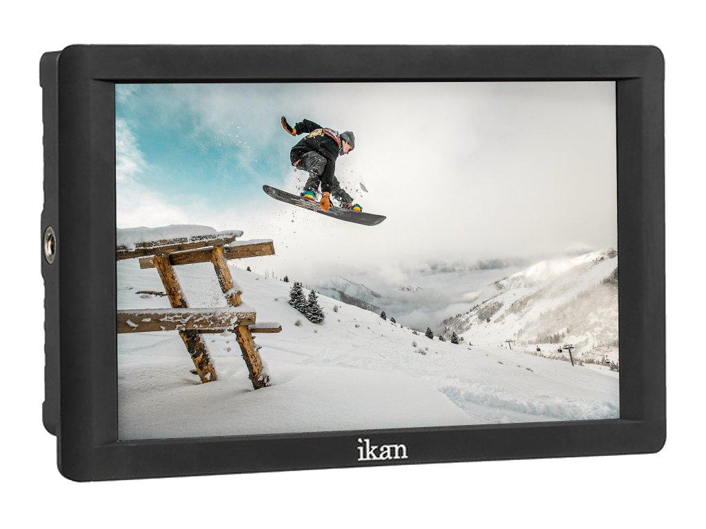 """IKAN DH7 7"""" Full HD náhledový monitor s podporou 4K"""