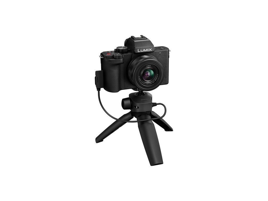 Panasonic Lumix G100 + 12-32mm + stativ SHGR1