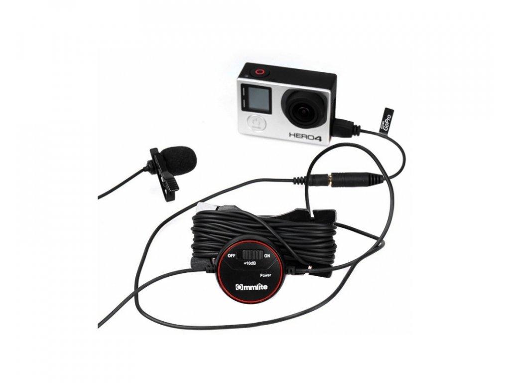 Comica Audio CVM-V03GP klopový mikrofon pro GoPro