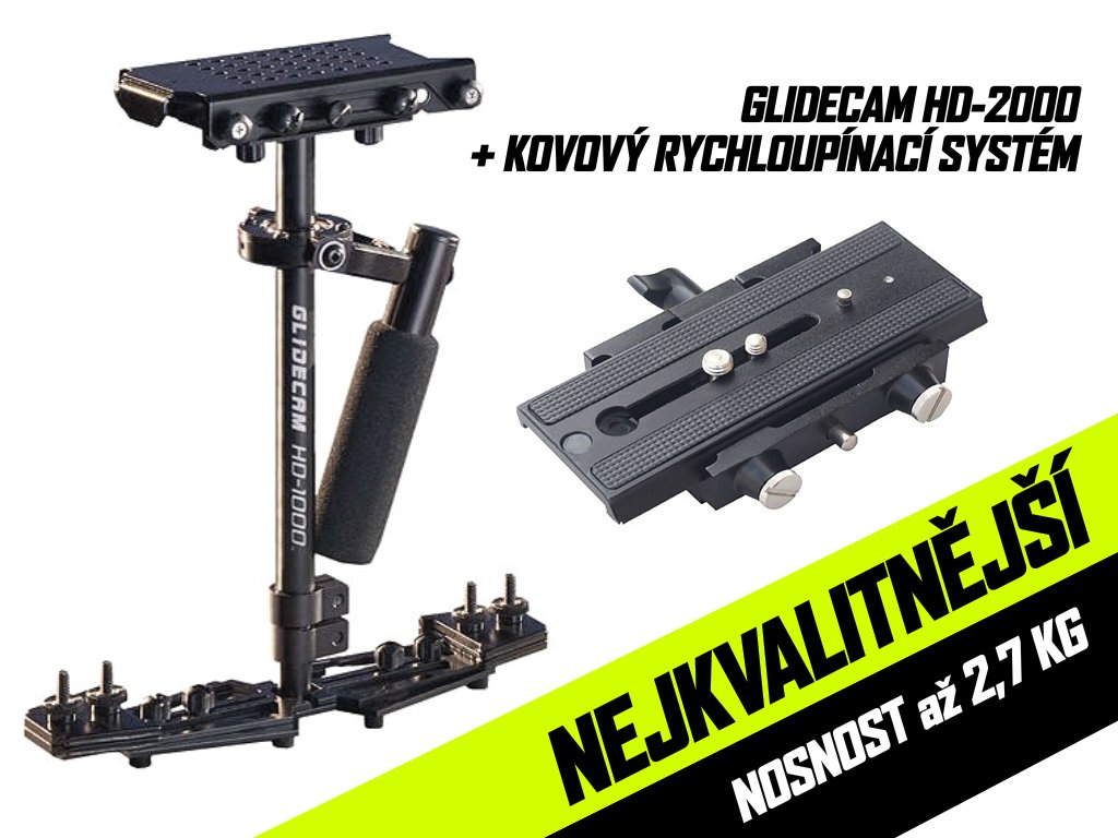 glidecam HD 2000 METAL