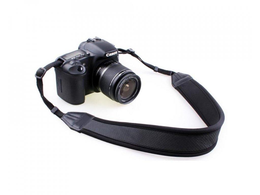 neoprenovy pasek na kameru