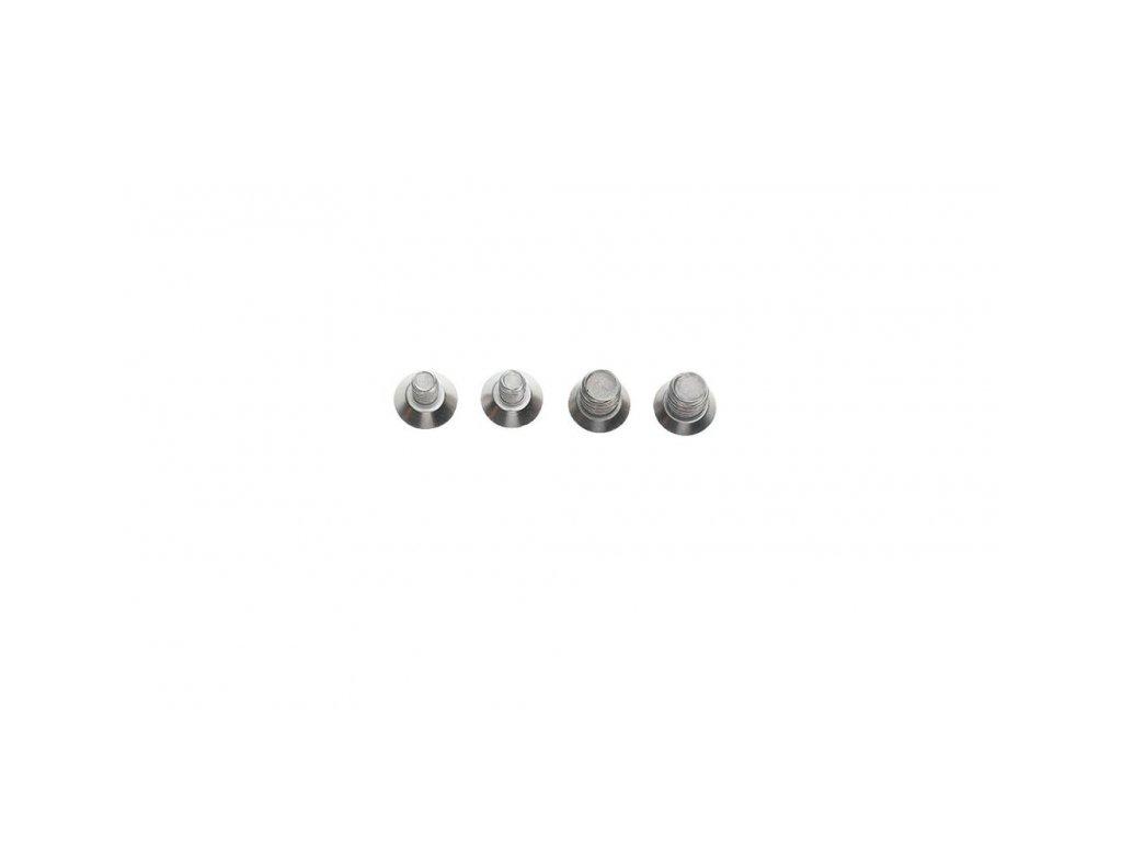 160607 ronin m beveled head camera screw 1 4 and 3 8