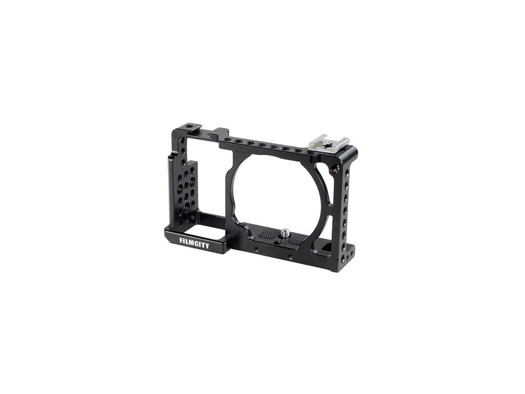 Filmcity Sony Alpha ILCE A6300 camera cage 1