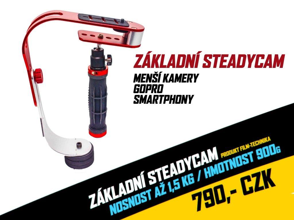 základní steadycam