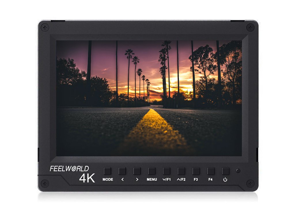 """FeelWorld A737 - 7"""" IPS 4K HDMI náhledový monitor ke kameře"""