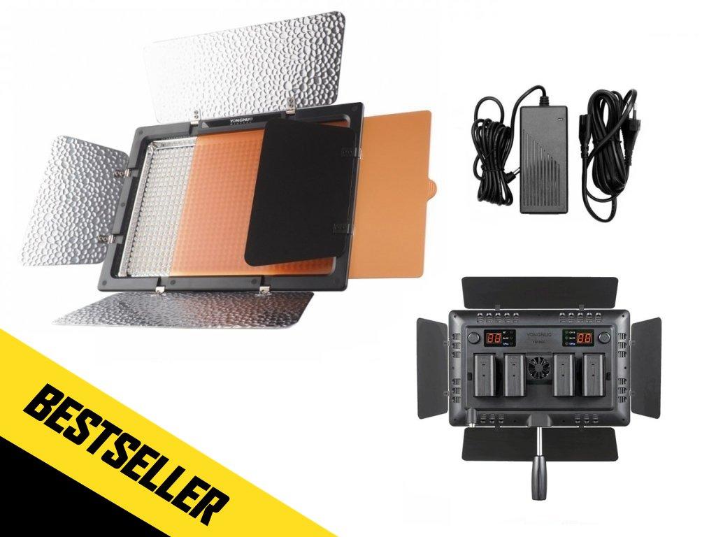 Yongnuo YN1200 studiové LED světlo (3200-5500K)