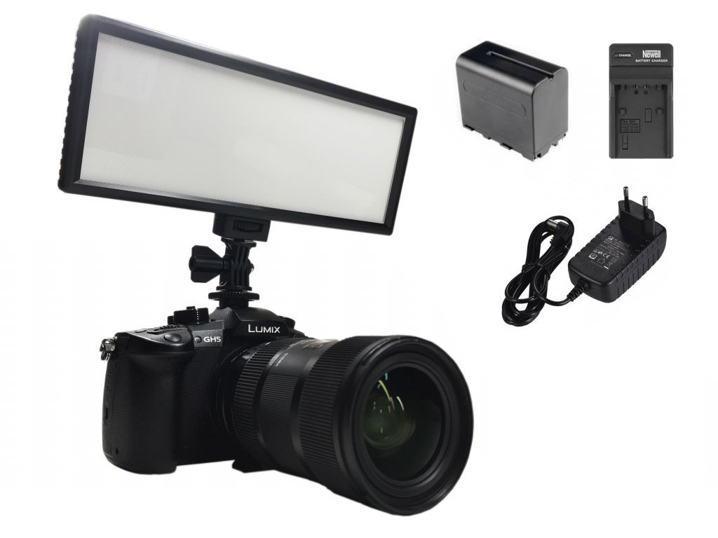 Video světlo Viltrox Bi-color L132T (3300-5600K)