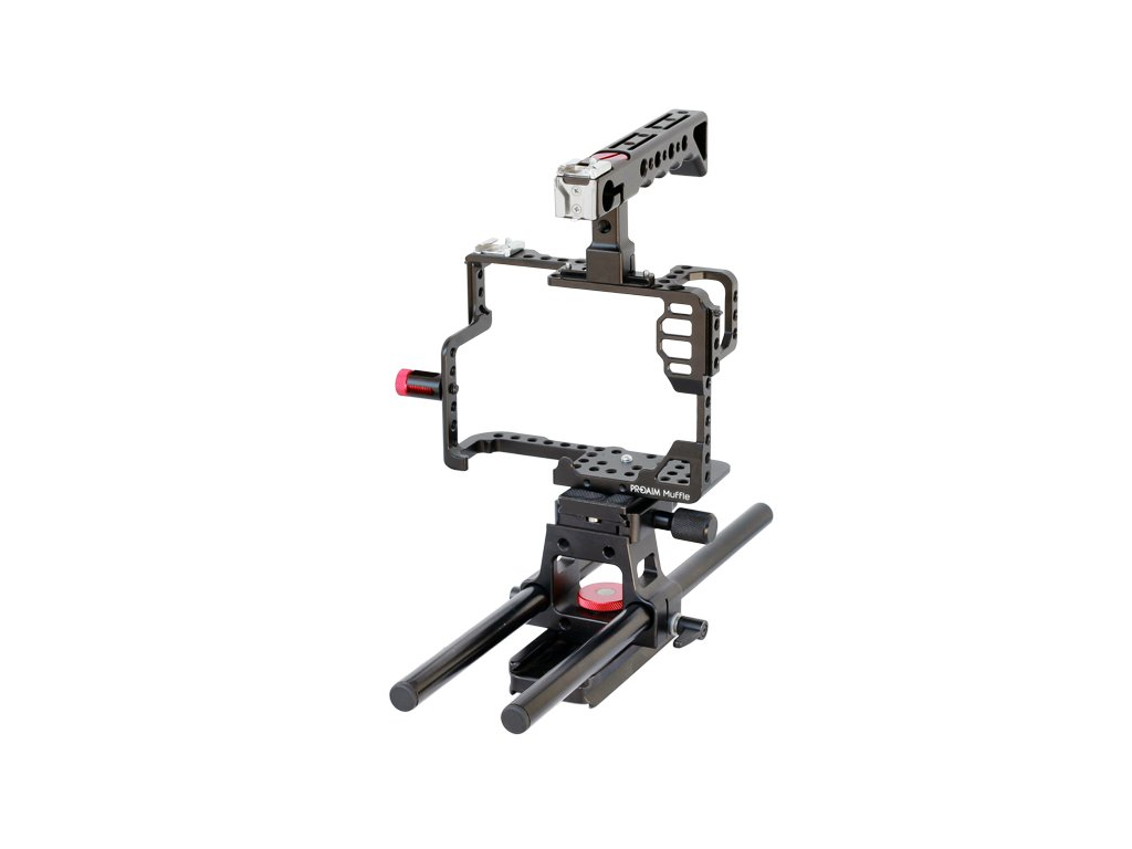 Proaim Muffle Cage for Panasonic GH5 Camera 1