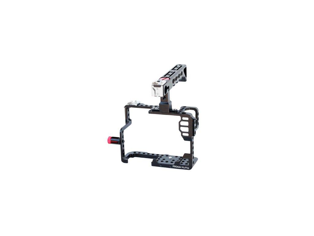 Proaim Muffle Cage for Panasonic GH5 Camera 2