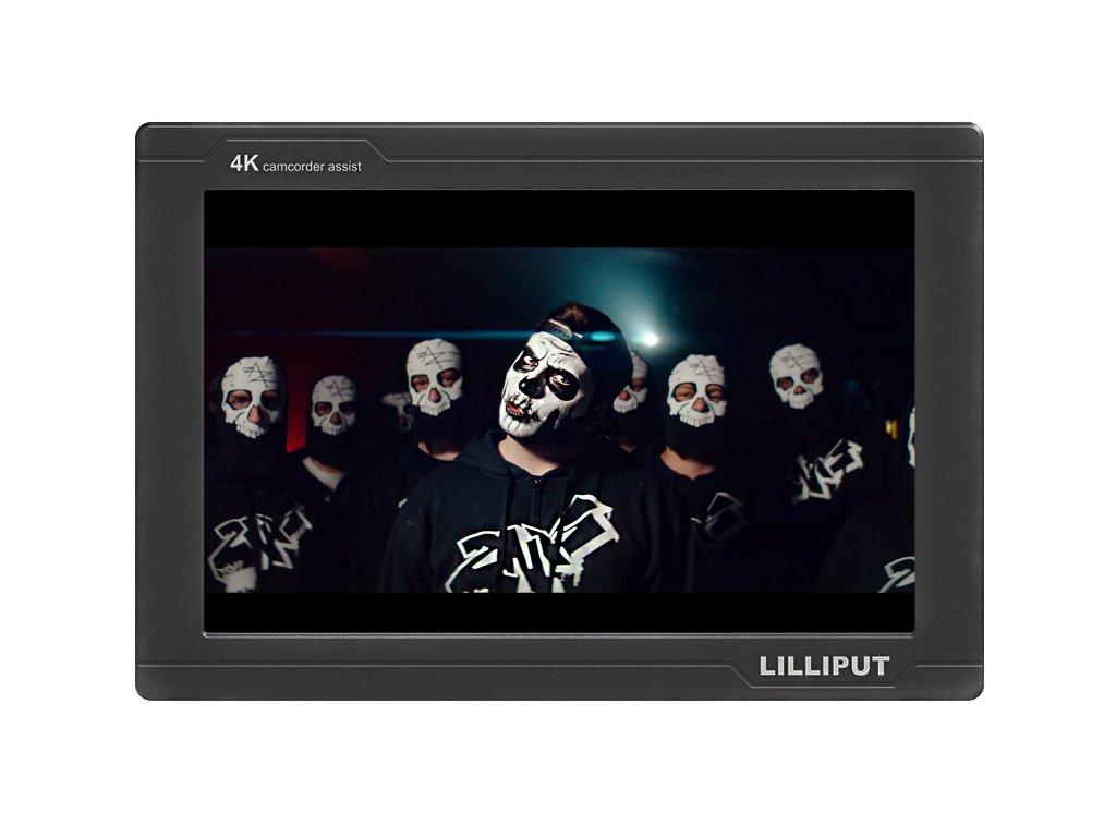 """Lilliput FS7 - 7"""" 4K HDMI/SDI náhledový monitor s rozlišením 1920x1200"""