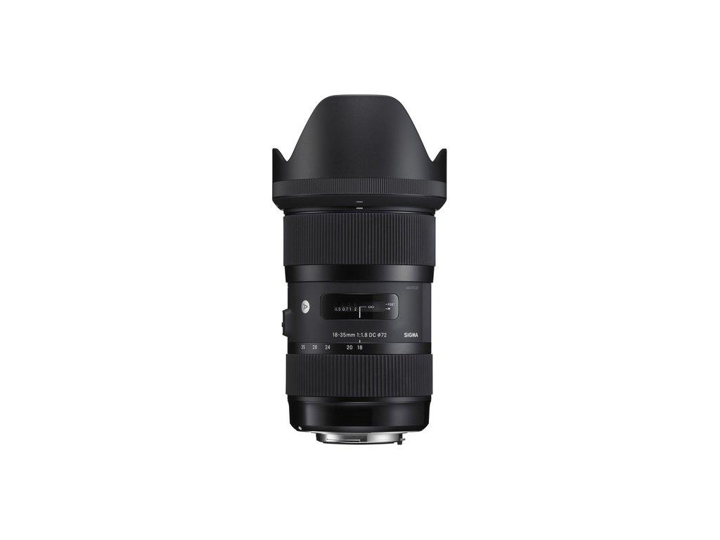 SIGMA 18-35mm 1,8F DC HSM Art pro Canon