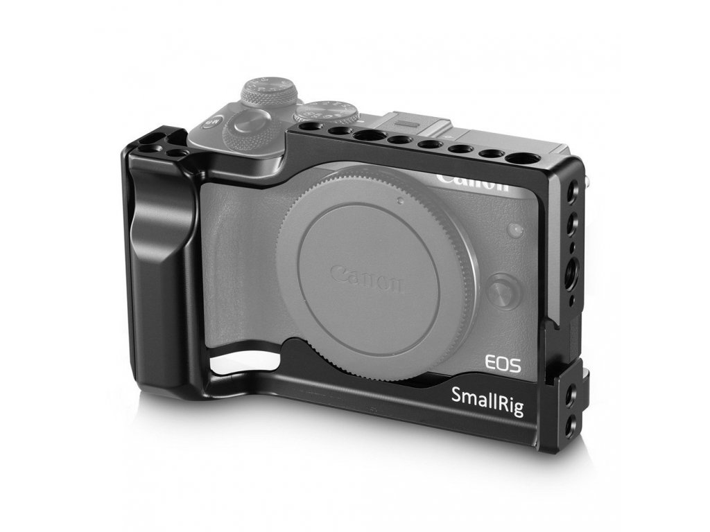SmallRig Cage for Canon EOS M3 and M6 2130 1 41813.1526553699