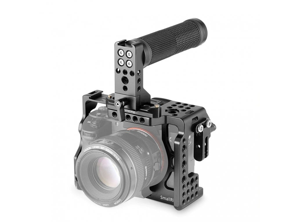 SmallRig Cage Kit for Sony A7R III 2096 1 36519.1513666583