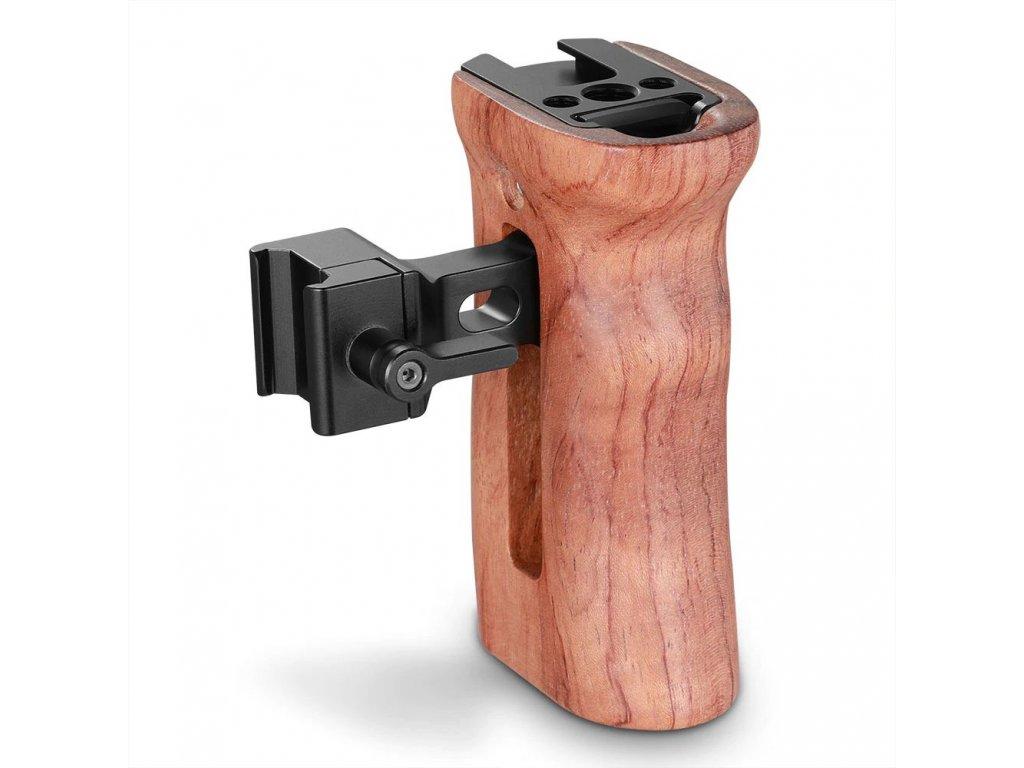 SmallRig Wooden NATO Side Handle 2187 2 88418.1529921976