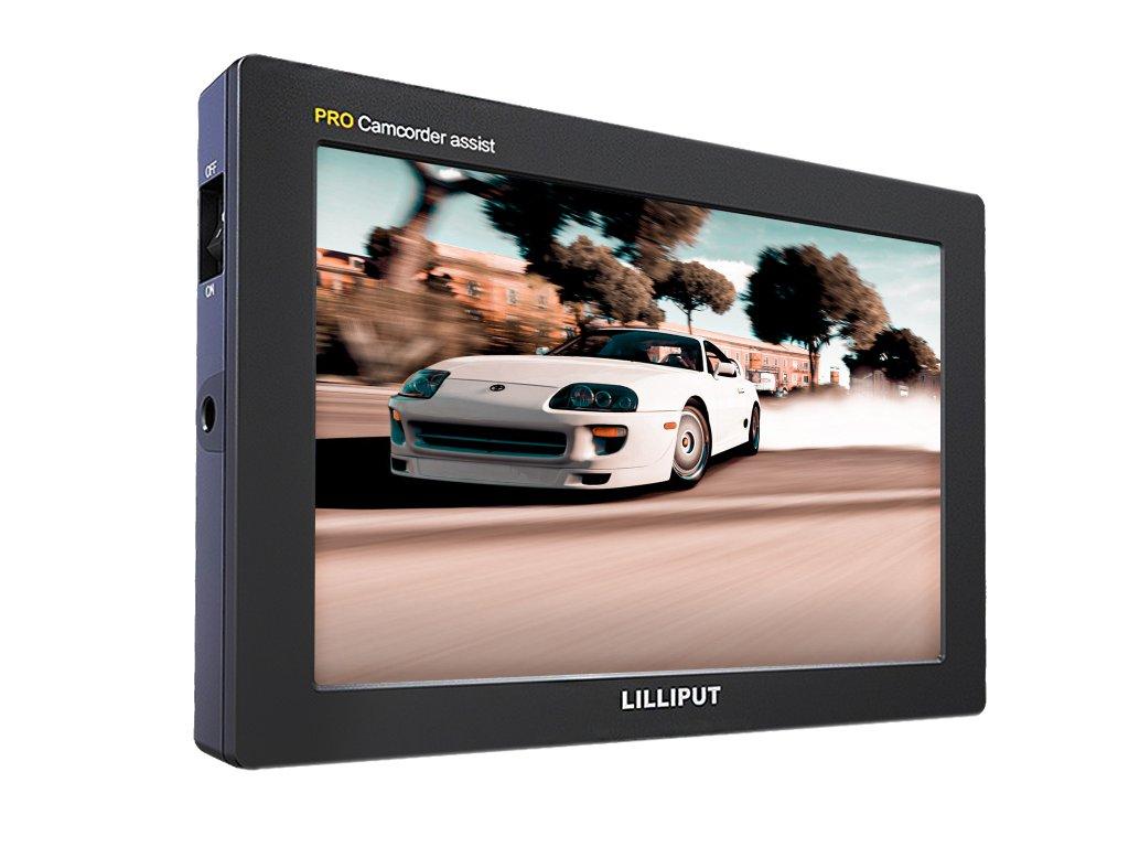 """Lilliput Q7 Pro - 7"""" HDMI/3G-SDI náhledový monitor"""