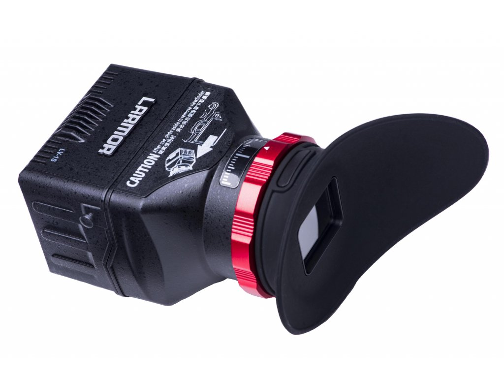 GGS Viewfinder hledáček SWIVI S7 LARMOR 3.0X pro Nikon