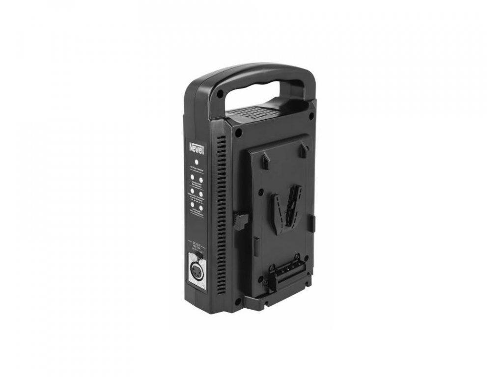 Duální V-mount nabíječka + XLR DC OUT