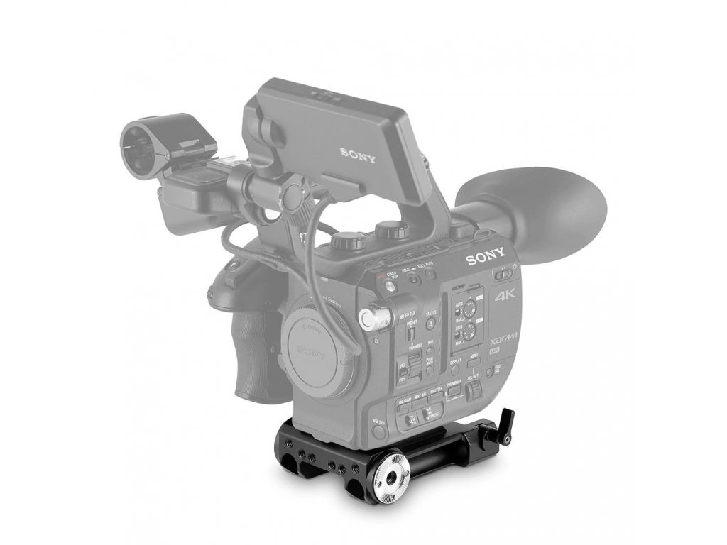 SmallRig Baseplate with ARRI Rosette Mount for Sony FS5 Camera 1827 22806.1515642686