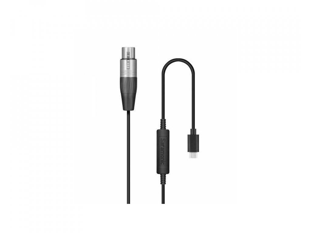 Saramonic redukce z XLR na USB-C