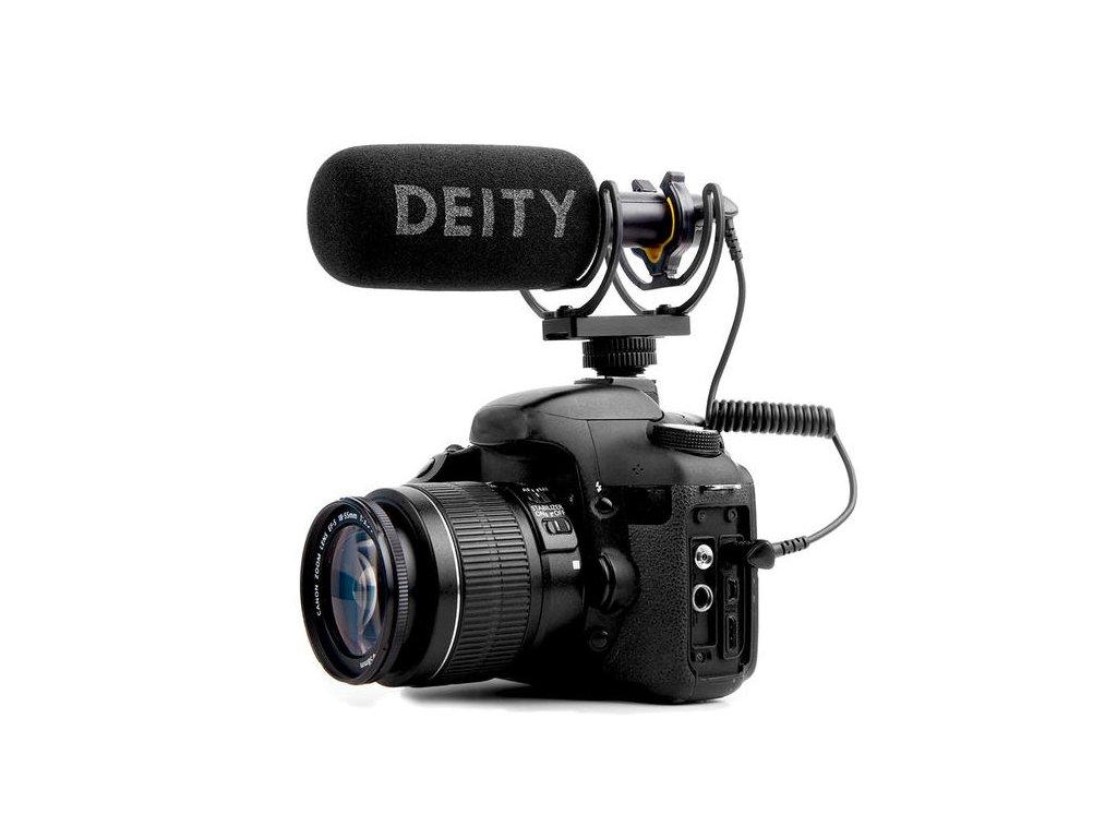 Deity D3 On Camera