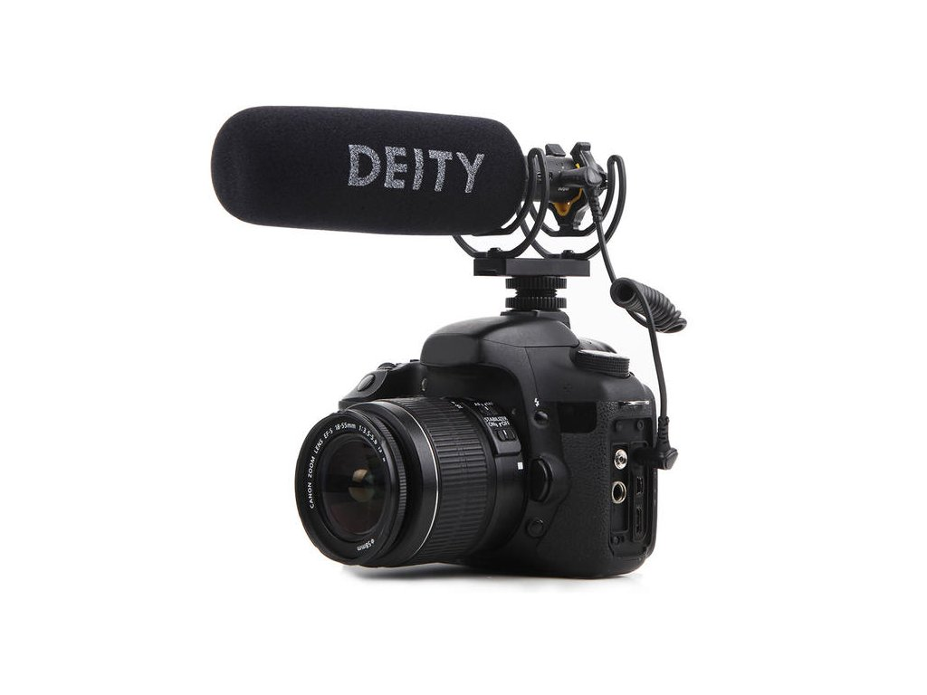Deity D3 Pro On Camera