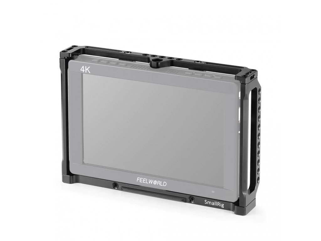 SmallRig Monitor Cage for Feelworld T7 703 703S and F7S Monitor 2233 1 32337.1542956978
