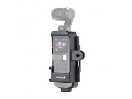 Ulanzi OP 7 Osmo Pocket Vlog Case Housing Extend Mount Adapter with 1 4 Screw Cold.jpg 640x640