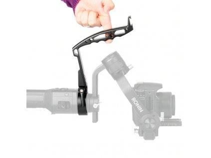 AgimbalGear DH 09 Handheld Camera Stabilizer Gimbal Accessories for Dji Ronin S Zhiyun Crane 2 V2 (4)