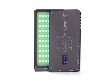 Sunwayfoto FL-70 RGB kamerové LED video světlo (2600-6000K)